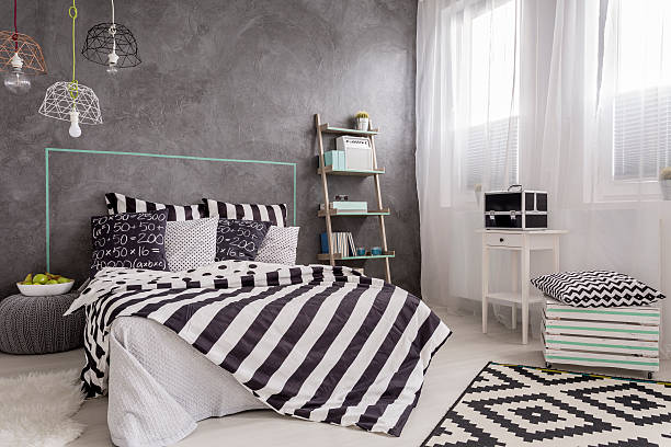 comment relooker la chambre coucher. Black Bedroom Furniture Sets. Home Design Ideas